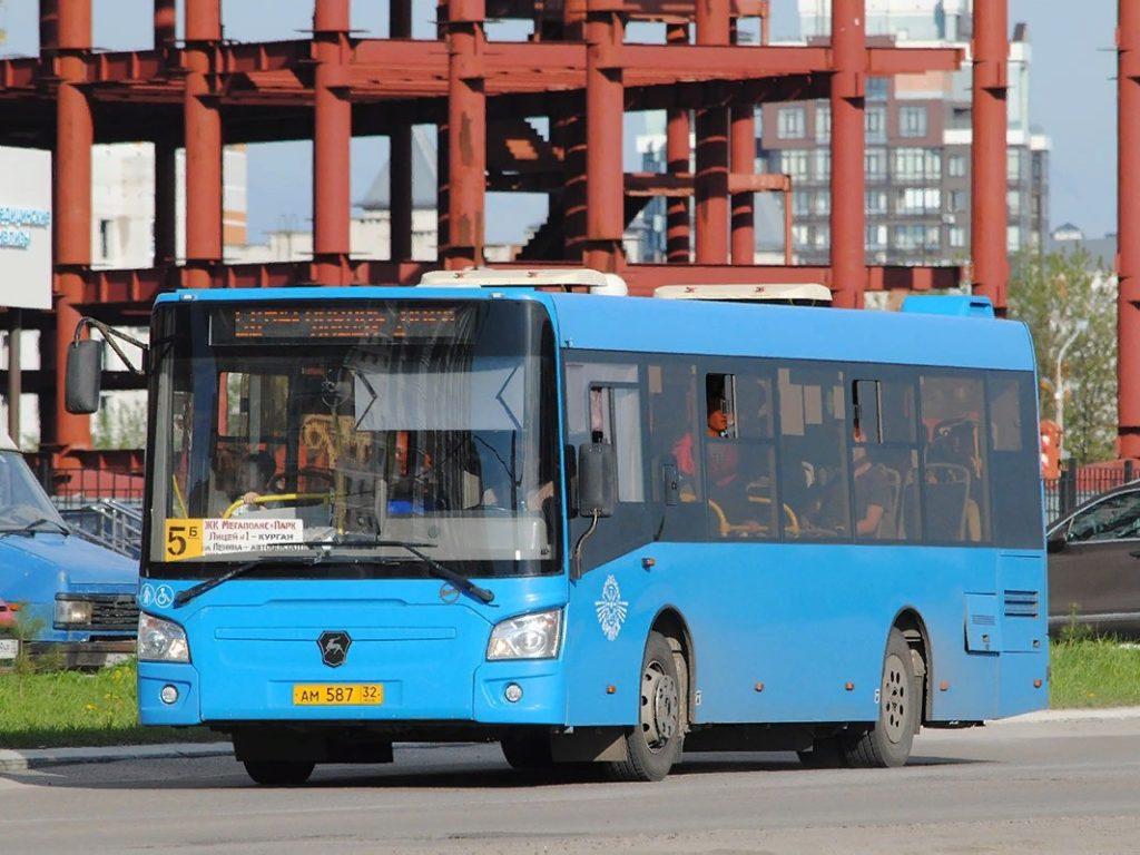 В Брянске в дополнение к маршруту №5А скорректируют и расписание автобуса №5Б