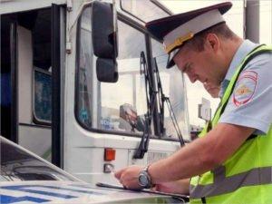 Гаишники в Брянске будут ловить маршрутки на нарушениях и призывают высаженных пассажиров понять и простить