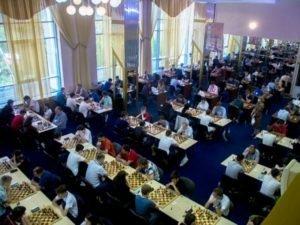 Дмитрий Андрейкин стал победителем всероссийского шахматного турнира в Брянске