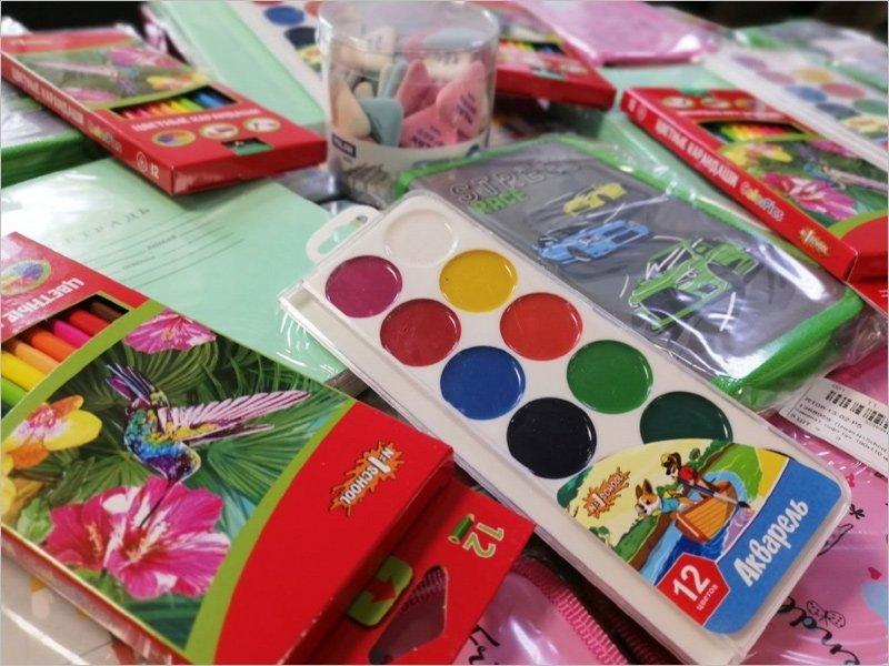 Брянский завод включился в акцию «Город — детям»
