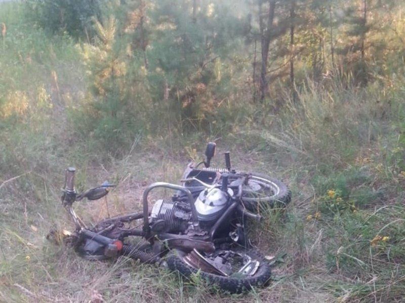 На местной дороге в Брасовском районе в ДТП погиб мотоциклист