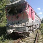Катастрофа накануне Дня железнодорожника: поезд, протаранивший цементовоз, обслуживала брянская бригада
