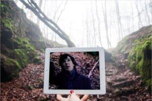 Кинотуризм: проект «Уместный туризм» снимает ролик по местам съёмок фильмов на брянской натуре