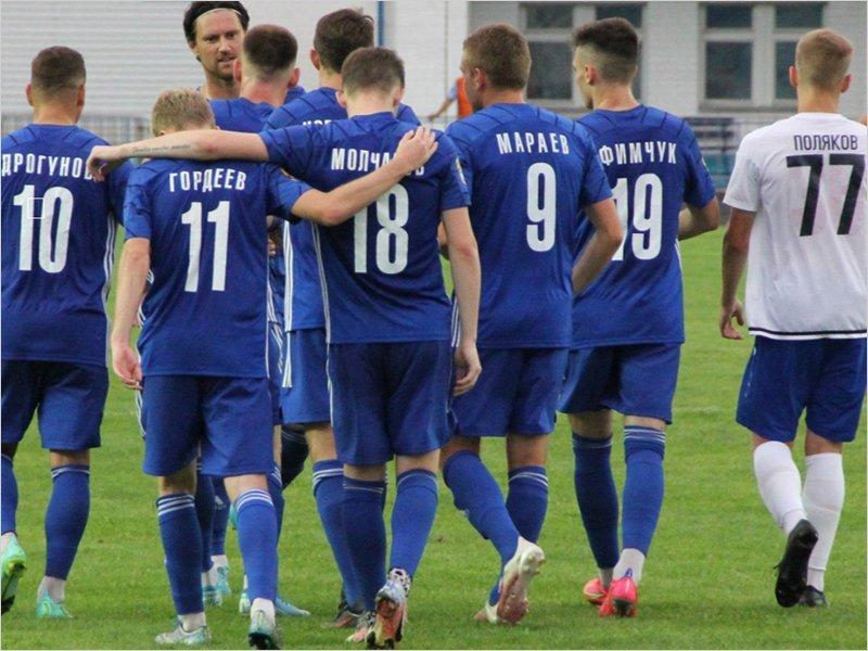 Брянское «Динамо» вновь сыграет без зрителей — с дальневосточными одноклубниками