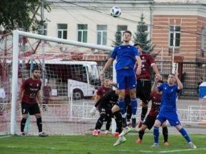 Белгородский «Салют» подал протест на своё поражение брянскому «Динамо»