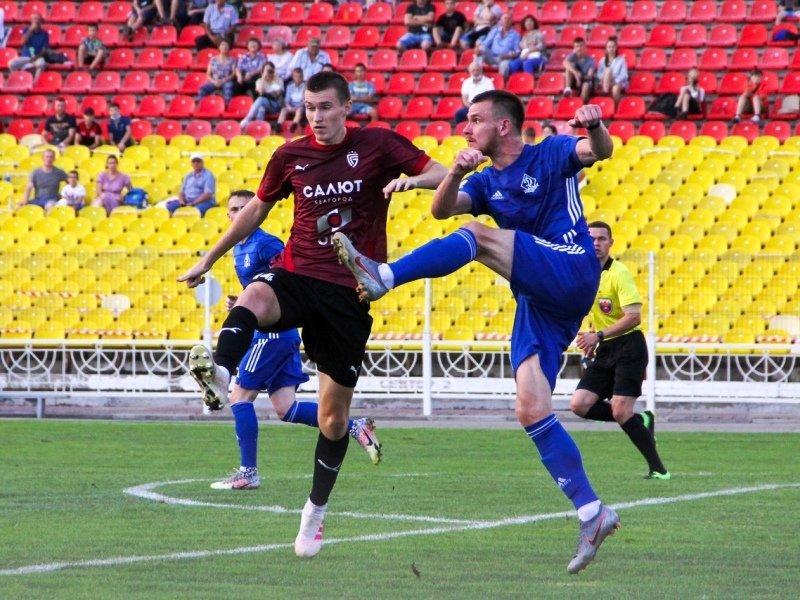 КДК РФС оставил в силе счёт матча между «Салютом» и брянским «Динамо». Но ошибку судьи исправил