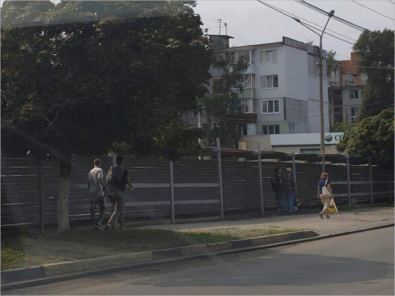 Началось строительство на месте снесённого ДК им. Гагарина в Брянске