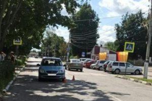 В Унече автомобилистка сбила перебегавшего дорогу 12-летнего подростка