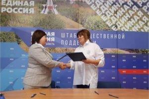 «В рамках предвыборной кампании партия «Единая Россия» старается узнать чаяния граждан» — Полякова