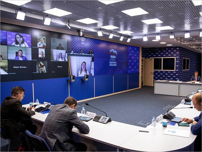 В народную программу «Единой России» войдут новые меры по решению жилищных проблем