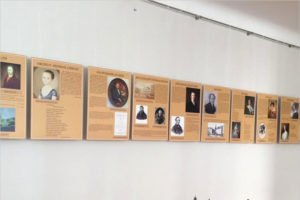 «Как сердцу высказать себя»: выставка из Овстуга открылась в Спас-Клёпиках