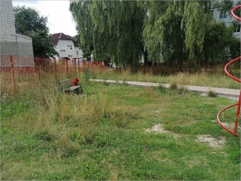 Реконструкция детской площадки в Фокино взято на контроль «ЕР»