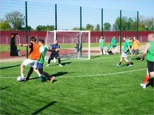 БМЗ объявил о наборе в детскую футбольную команду в Бежице