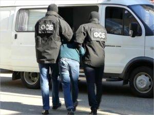 ФСБ задержан шпион с Украины, собиравший секретные данные о стрелковом оружии России