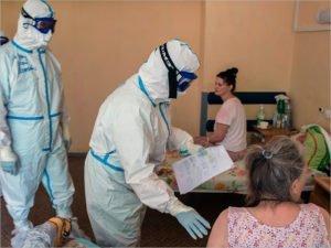 От осложнений COVID-19 в Брянской области за сутки скончались ещё 10 человек