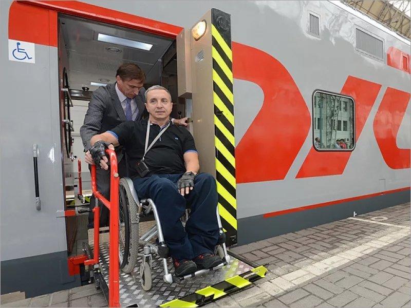 Брянские инвалиды покупают железнодорожные билеты вчетверо чаще, чем год назад