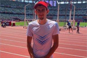 Первая «брянская» медаль Токио-2020: Артём Калашян занял третье место на Паралимпиаде