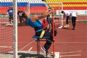 Брянский спортсмен Александр Хрупин занял обидное четвёртое место на Паралимпиаде в Токио