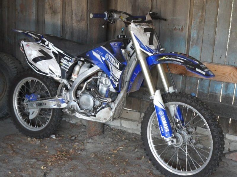 Брянская Госавтоинспекция попутно поймала вора, умыкнувшего дорогие мотоциклы