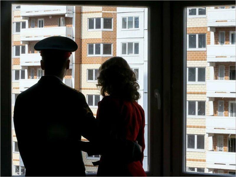 В Брянском и Клинцовском гарнизонах служебным жильём обеспечены все новоприбывшие офицеры