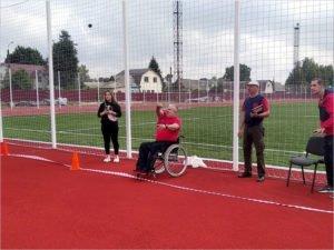 В Брянске  прошёл фестиваль ГТО для инвалидов