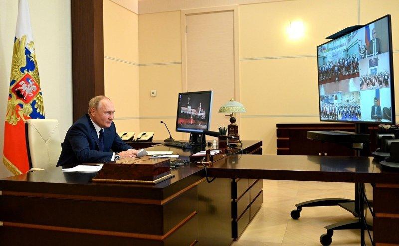 Президент России напутствовал спортсменов, отправляющихся на Паралимпиаду в Токио