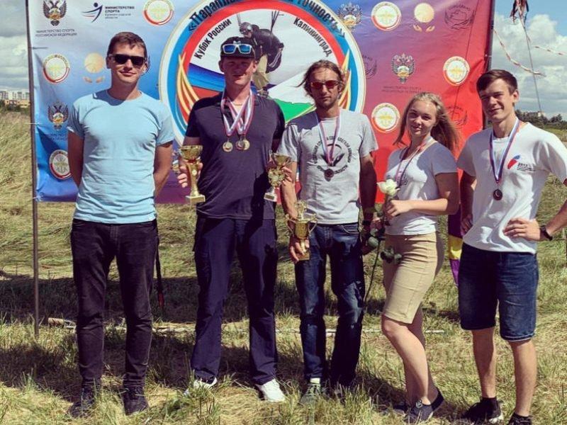 Парапланерист из Брянска стал лучшим на Кубке России в Девау