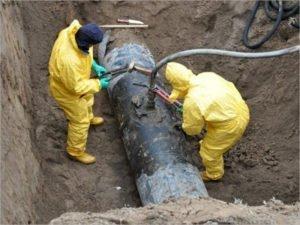 В Брянске задержаны трое нефтеворов. Один из них — гражданин Латвии