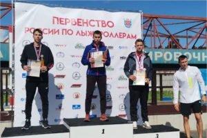Брянские лыжники завоевали серебро и бронзу на первенстве России