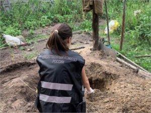 Дело сына-изувера, закопавшего мать на дачном участке под Брянском, передаётся в суд