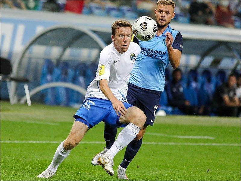 Сергей Терехов вновь попал в заявку сборной России по футболу