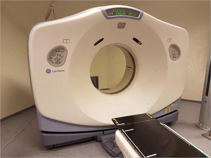 Компьютерный томограф в Новозыбкове планируют запустить к сентябрю