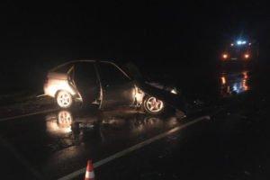 На новозыбсковской трассе произошло ДТП. Водитель погиб