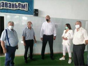 Депутат Николай Валуев посетил с визитом погарскую свалку