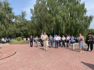 День ВДВ в Брянске ограничился официозом у памятника воинам-интернационалистам