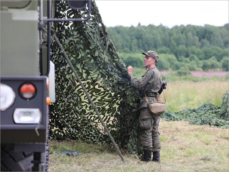 В Брянской области проходят «лейтенантские» военные сборы