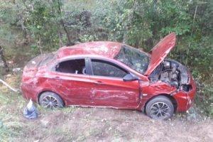 В ДТП под Клинцами разбил голову 17-летний парень