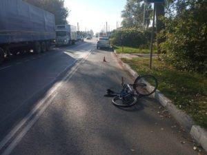 Жертвы двух ДТП на брянских дорогах получили открытые переломы