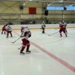 Богомаз против «Красных звёзд»: ледовый дворец «Десна» открылся шоу-матчем