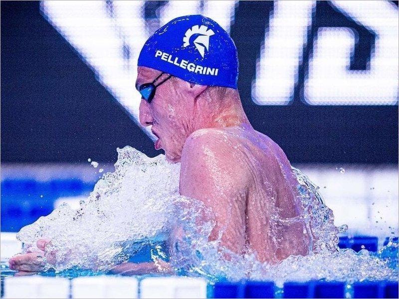 Брянский пловец победил в Неаполе в составе команды Aqua Centurions