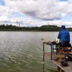 Молодёжь Брянского пиво-солодовенного завода вытащила 2,6 кг на городских соревнованиях по рыбалке