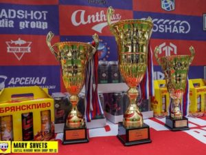 Финал Кубка России по пэйнтболу прошёл под брянским знаком ТМ Beat Power