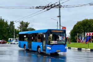 В Брянске пронумеровали кольцевой автобус до Деснаграда