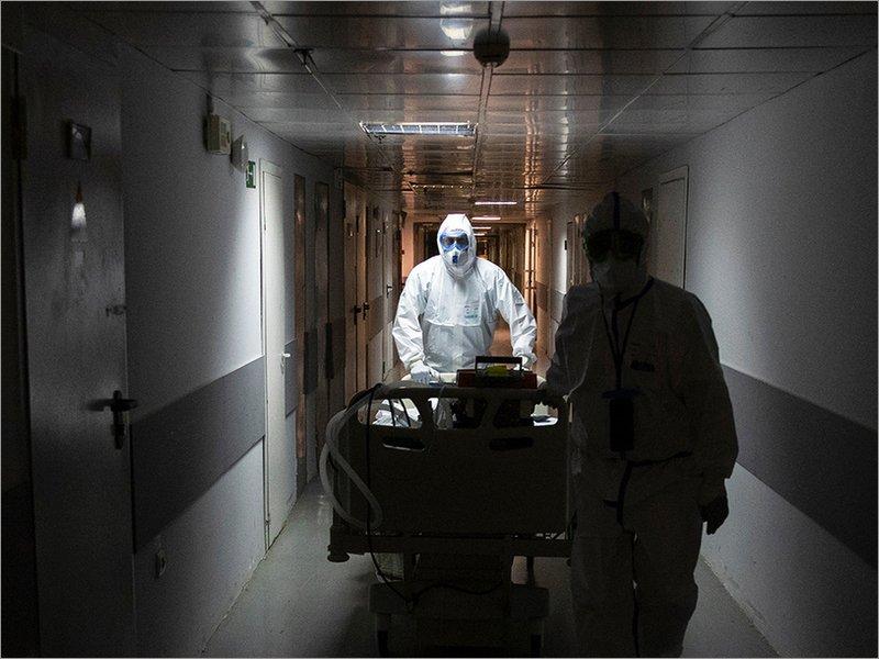 От последствий COVID-19 в Брянской области за сутки умерли восемь человек