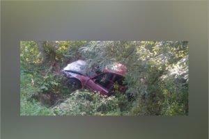Злынковские полицейские переместили легковушку на штрафстоянку, её водителя — в больницу