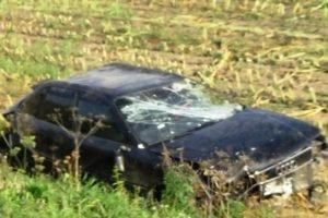 Под Стародубом женщина-водитель сломала шею