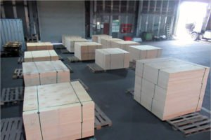Брянские таможенники перехватили более 2,5 тонн пиломатериалов