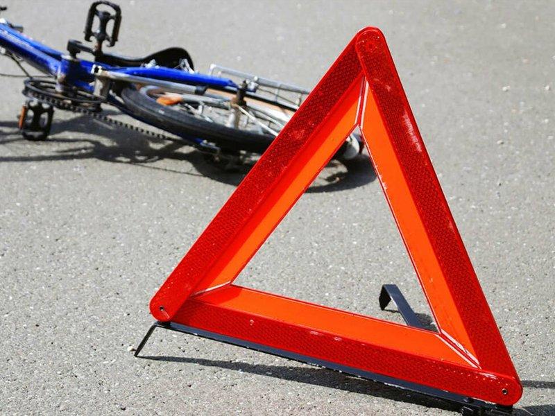 В Клинцах 22-летний водитель «легковушки» снёс пожилого велосипедиста