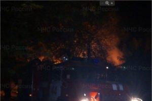 В пожаре в селе под Стародубом погибла пожилая женщина