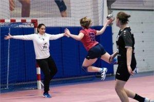 Гандболистки сельцовского «Сокола» выиграли домашний предсезонный турнир